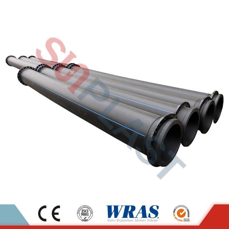 HDPE Pipe مع الشفاه لنعرات & أمبير ؛ تعدين