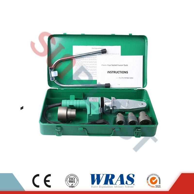 20-32mm مقبس تجويف لحام آلة ل ppr أنبوب & amp؛ أنابيب HDPE