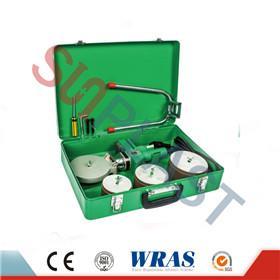 75-110mm المقبس الانصهار آلة لحام لأنابيب طاعون المجترات الصغيرة & أمبير ؛ أنابيب HDPE