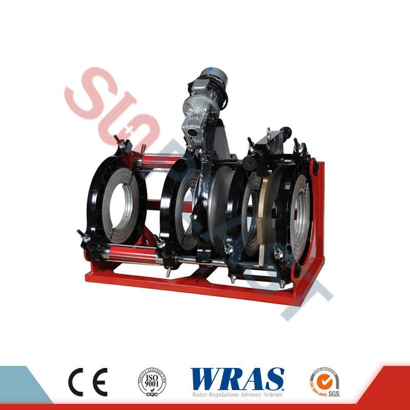 280-450mm الهيدروليكية بعقب الانصهار آلة لحام لأنابيب HDPE