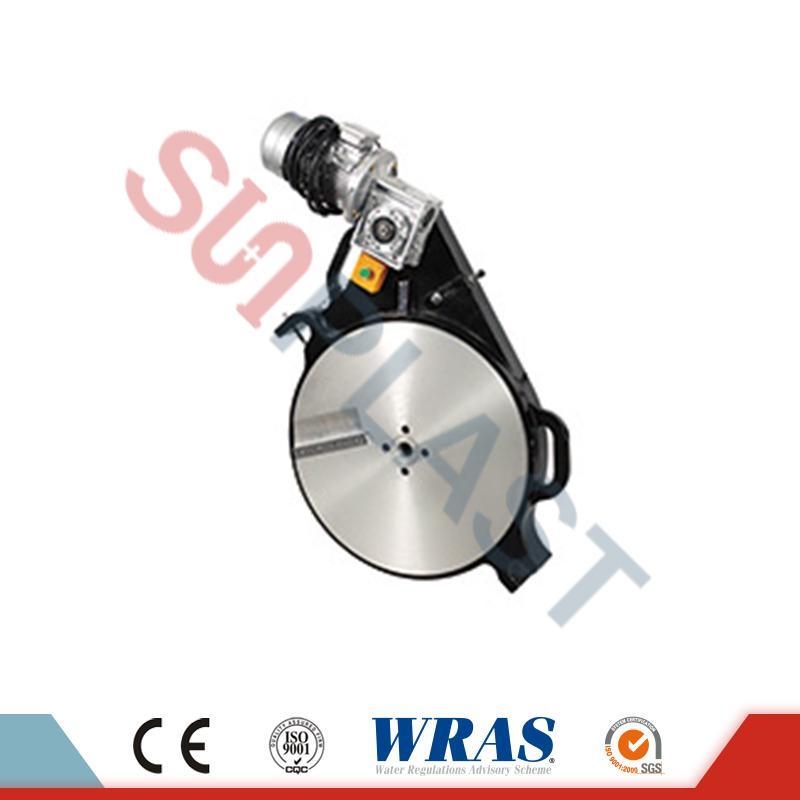 160-315mm الهيدروليكية بعقب الانصهار آلة لحام لأنابيب HDPE