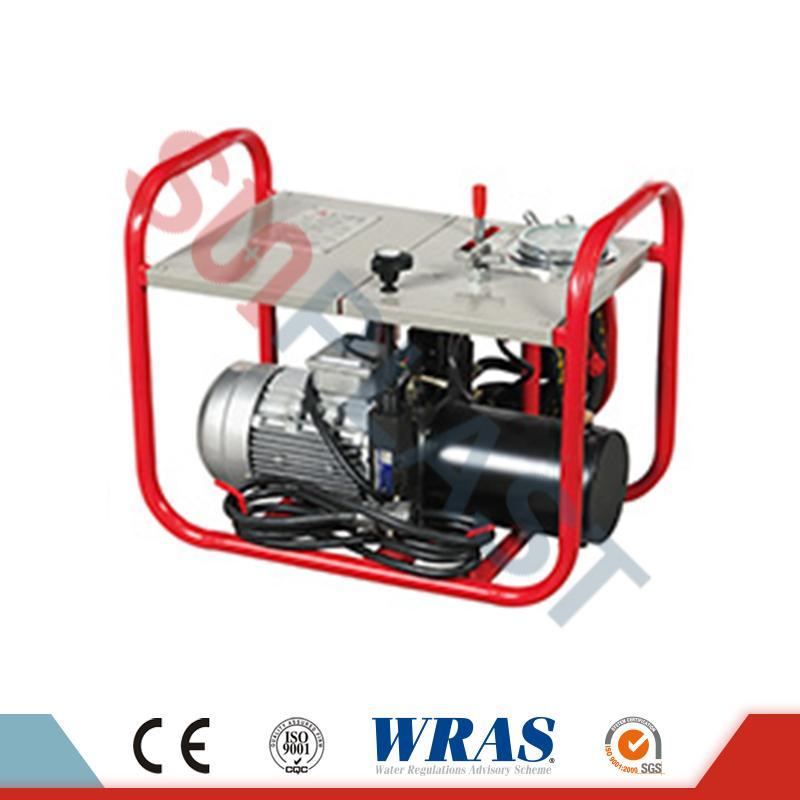 63-160mm الهيدروليكية بعقب الانصهار آلة لحام لأنابيب HDPE