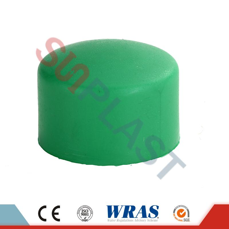 DIN8078 PPR End Cap